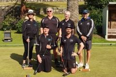 United Croquet Club Team (3rd place)