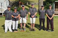 Whakatane Croquet Club Team (4th place)