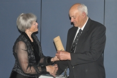 Geoff Young -  New CNZ Life Member