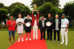 2019 WCF Golf Croquet World Championship, hosted by the Croquet Association (of England) 27th July - 4th August 2019