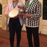 2019 Women's GC World Championship – Presentation Dinner – Winner & Runner-Up